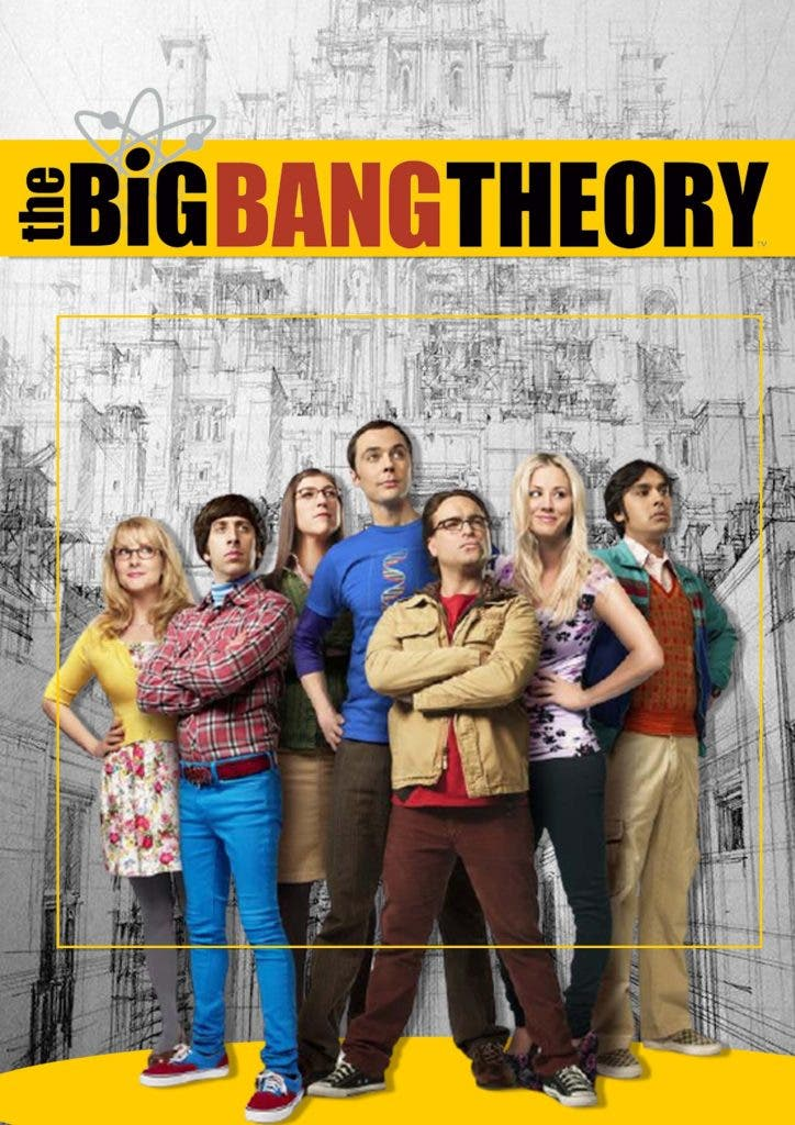 What made 'The Big Bang Theory' different from the others?