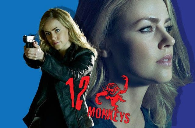 12 Monkeys Amanda Scull