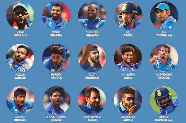 15-member-squad-india-world-cup-2019-cricket-sports-DKODING