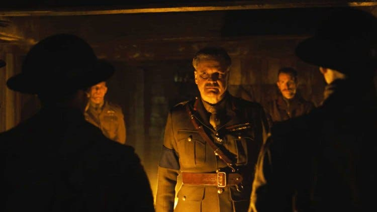 The official trailer for Sam Mendes' intense World War I movie '1917' is finally out