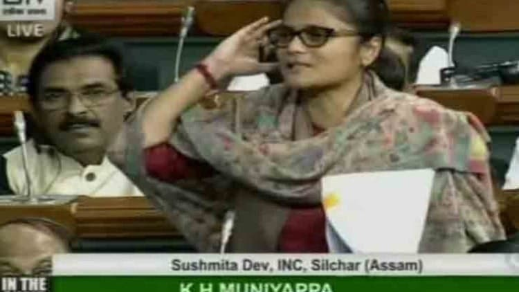 Parliament-2018-SushmitaDev-on-Triple-Talaq-Bill-India-Politics-Dkoding