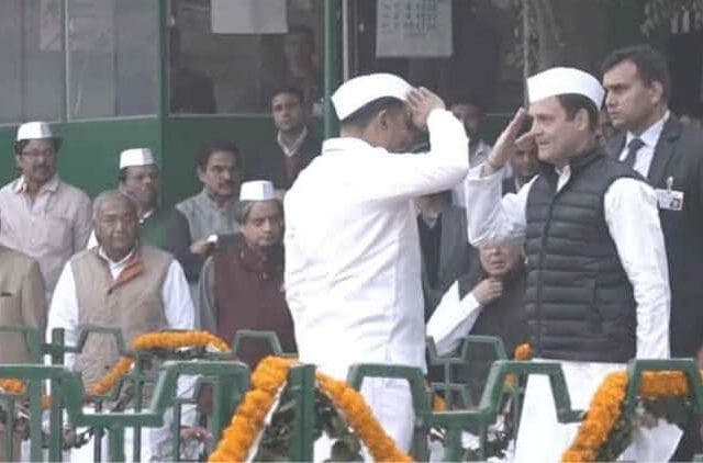Rahul-Gandhi-hoists-flag-on-the-occasion-of-134th-Congress-Foundation-Day-news-dkoding