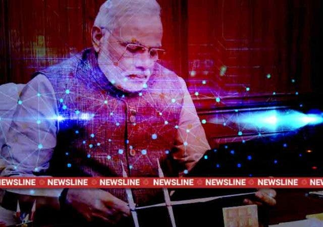 narendra-modi-data-monitoring-Newsline-Dkoding