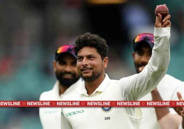 Kuldeep-Yadav-cricket-india-australia-series-Newsline-Dkoding