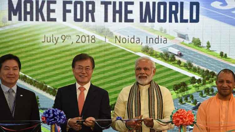 Samsung-Make-In-IndiaVietnam-government-Modi-Yogi-Bjp-Dkoding