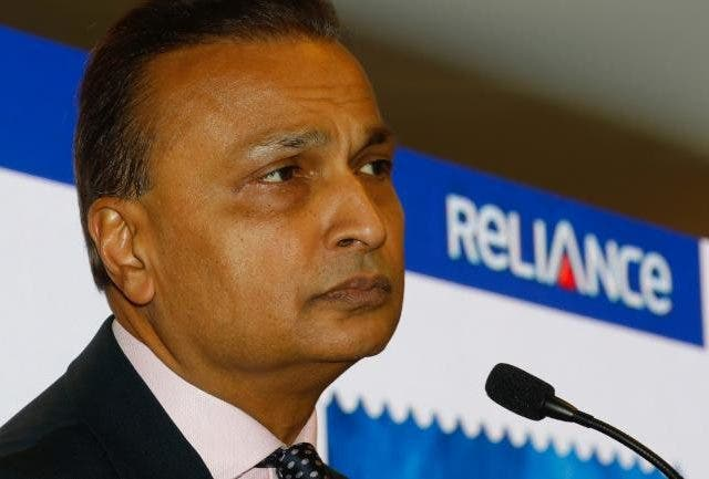 Anil Ambani resigns from Reliance communications