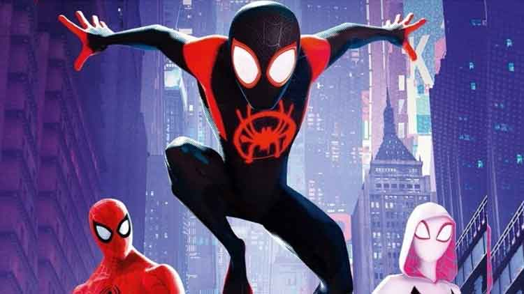 Best-Animaed-Feature-Spider-Man-Hollywood-Entertainment-Dkoding