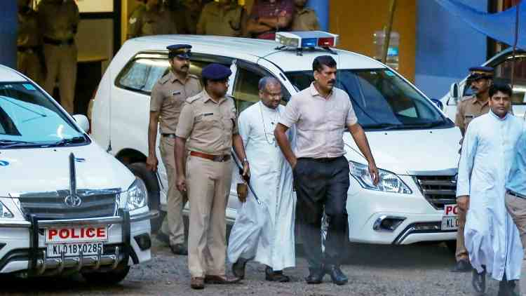 Bishop-accused-for-nuns-rape-in-Kerala-news-dkoding
