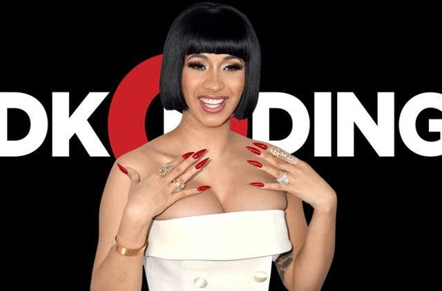 Cardi-B birthday and facts