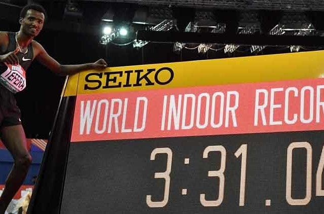 Ethiopian-teenager-Samuel-Tefera-22-year-old-1500-m-indoor-world-record-Sports-Dkoding