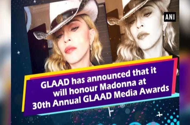 GLAAD-Madonna-Annual-GLAAD-Media-Awards-Advocate-Change-Award-AIDS-Hollywood-Entertainment-