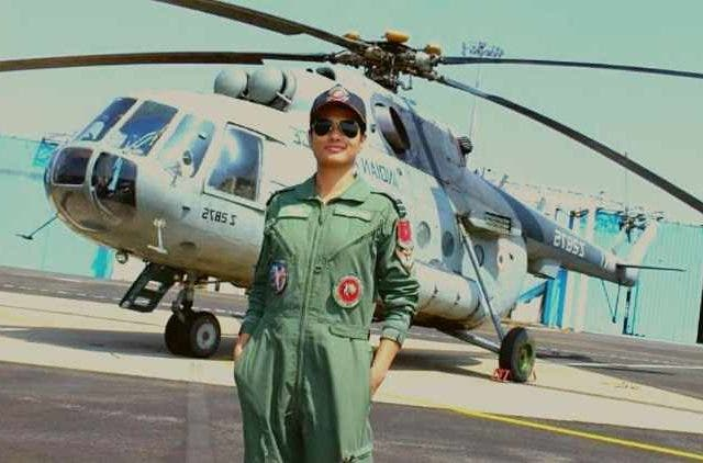 Hina-Jaiswal-First-Women-IAF-Flight-Engineer-More-Stories-Dkoding