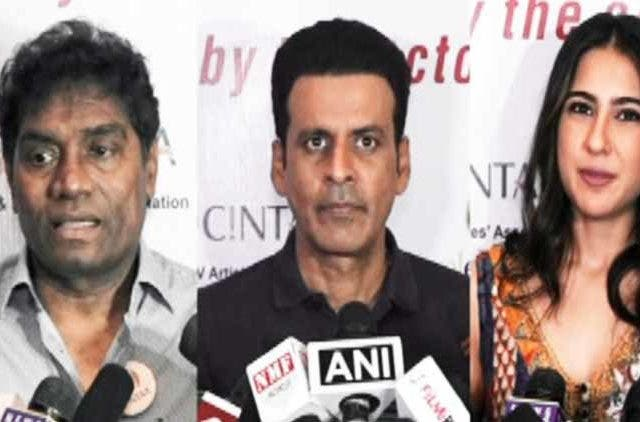 Manoj-Bajpayee-Bollywood-Johny-Lever-Sara-Ali-Khan-Pulwama-Attack-Videos-Dkoding