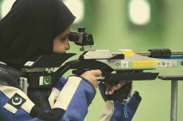 Pakistan-players-upcoming-Shooting-World Cup-sports-others-Dkoding