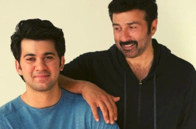 Sunny-deol-karan-deol-pal-pal-dil-ke-pas-bollywood-entertainment-dkoding