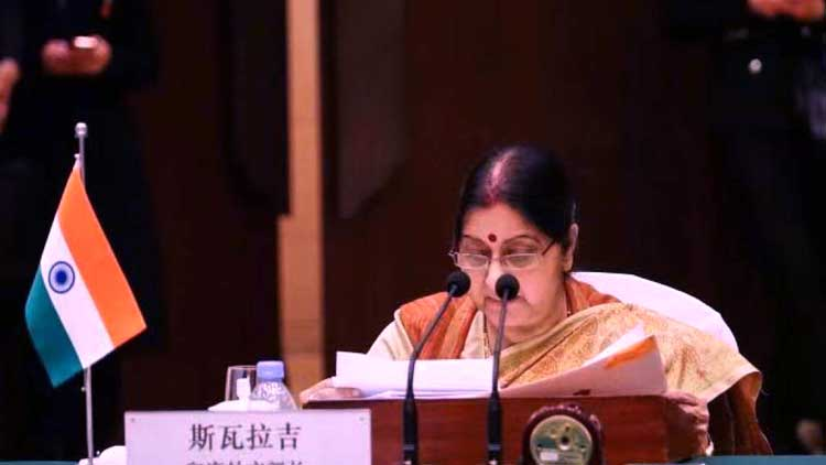 Sushma-Swaraj-Pulwama-Attack-Pakistan-JeM-Terrorism-Russia-India-China-Videos-Dkoding