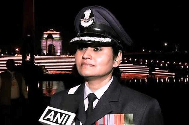 Sushmita-Sekhon-National-War-Memorial-Wing-Commander-Fallen-Soldiers-Indian-Air-Force-Videos-Dkoding