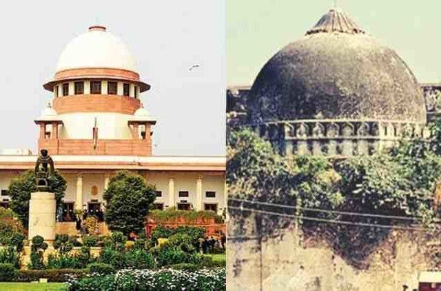 Ayodhya Land Dispute Case Ayodhya Ram Mandir Case Supreme Court Politics DKODING