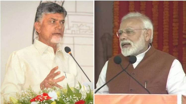 modi-Chandrababu-india-politics-dkoding