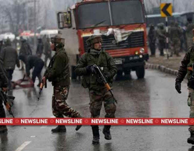 pulwama-attack-indian-army-14-feb-Newsline-Dkoding