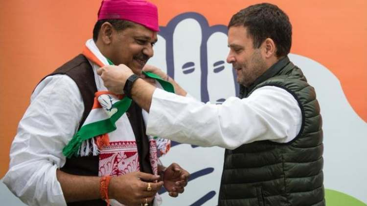 rahul-gandhi-kirti-azad-joins-congress-politics-india-Dkoding