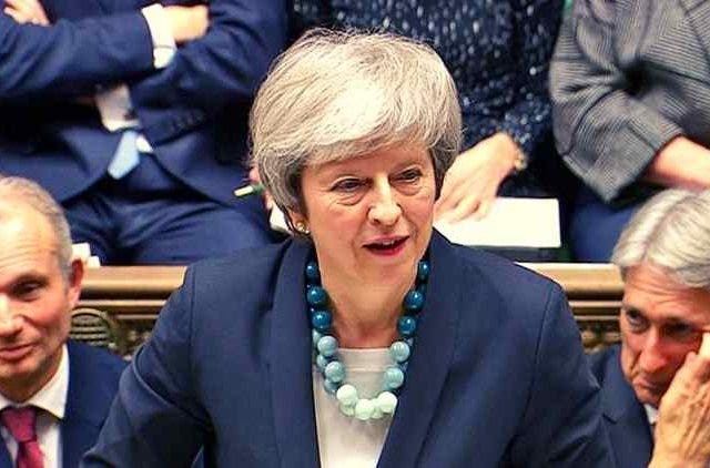 uk-prime-minister-theresa-vote-for-brexit-delay-in-march-global-politics-dkoding
