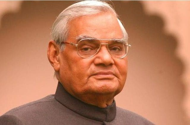 vajpayee-portrait-in-parliament-politics-india-dkoding