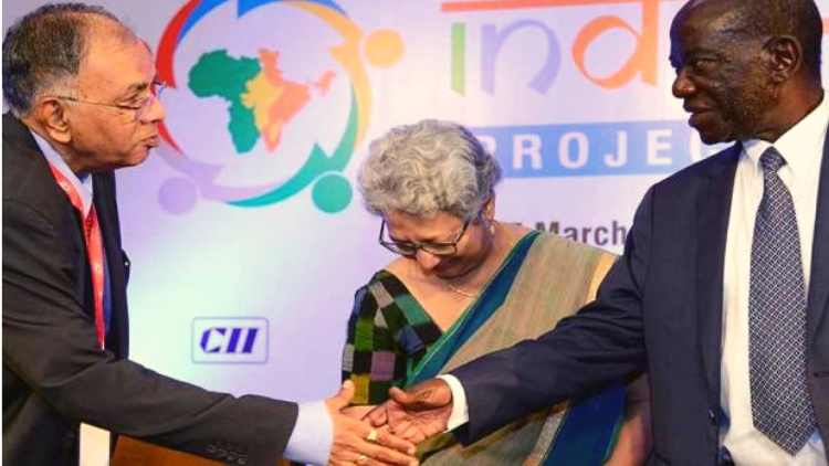 14th-CII-EXIM-Bank-conclave-on-India-Africa-Project-Partnership-Economy-Money-and-Markets-Business-DKODING