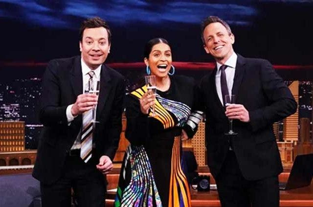 A-Little-Late-with-Lilly-Singh-Superwoman-Lilly-Singh-first-Indian-origin-woman-host-US-late-night-show-Videos-DKODING