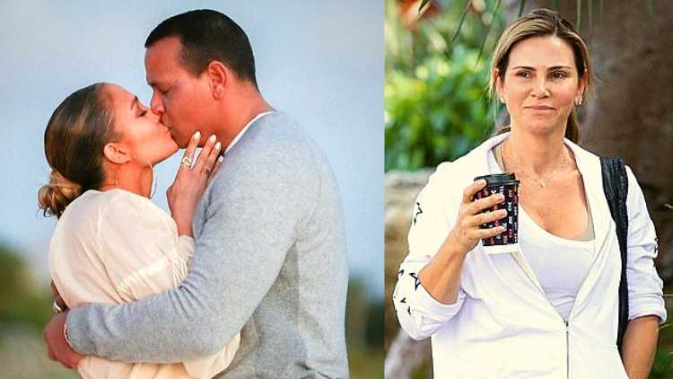 Alex Rodriguez's Ex-Wife breaks silence on his recent engagement with Jennifer Lopez