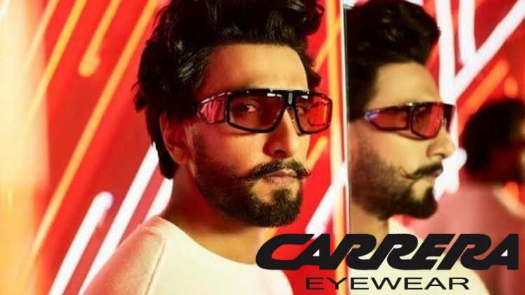 2b9adbb4ab33 Carrera's launches New SS19 collection with Ranveer Singh - DKODING