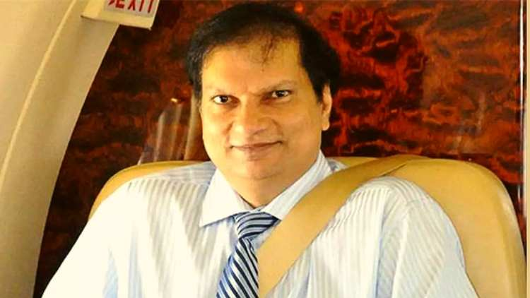 Hitesh-Patel-detained-at-Albania-Sterling-Biotech-GRoup-case-more-news-DKODING