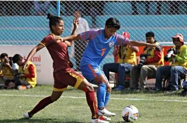 India - Sri Lanka -SAFF-sports-dkoding