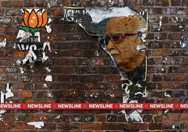 L-K-Advani-BJP-Elections-2019-Newsline-DKODING
