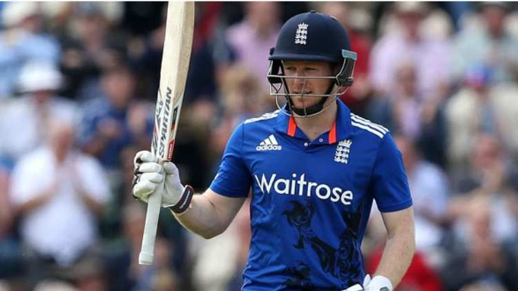 Michael Vaughan - Eoin Morgan-cricket-sports-dkoding