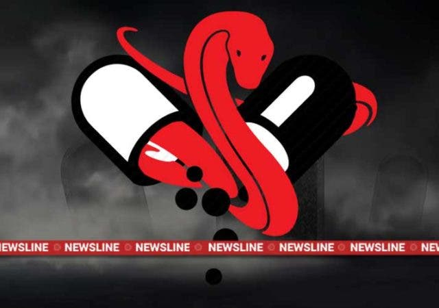 Newsline-Dkoding-pharma-Industry-dark-side-snake