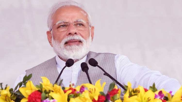 Prime-Minister-Narendra-Modi-Unveil-Development-Projects-UP-Greater-Noida-Videos-Dkoding