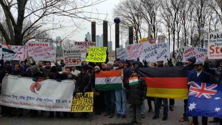 Protests-United-Nations-against-pakistan-Politics-Global-Dkoding
