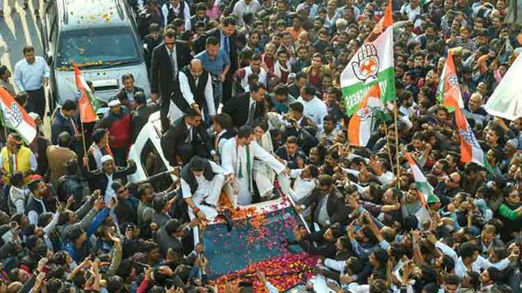 Rahul-Gandhi-Congress-Rally-Lucknow-UP-Election-2019-Politics-DKODING