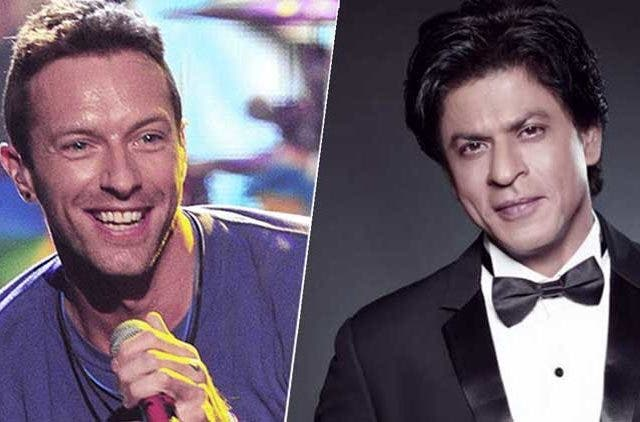 Shah-Rukh-Khan-Chris-Martin-SRK-Bollywood-Hollywood-Singer-Indian-Star-fan-Videos-DKODING