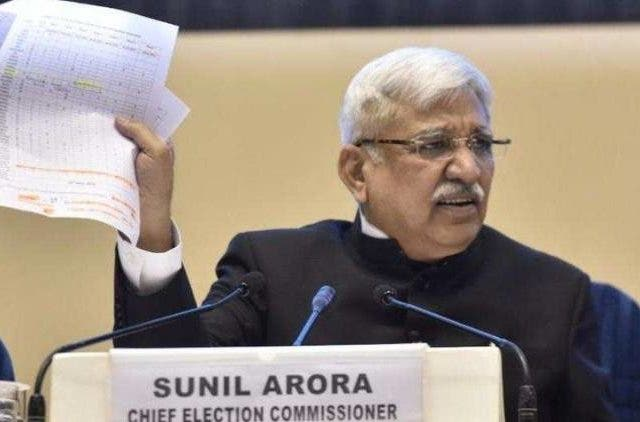 Sunil-arora-election-commission-announces-ls-poll-dates-politics-india-Dkoding