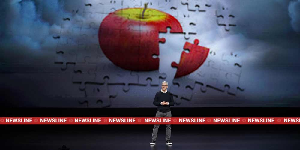 Tim-Cook-Apple-Event-2019-amazon-apple-card-service-industry-Newsline-DKODING