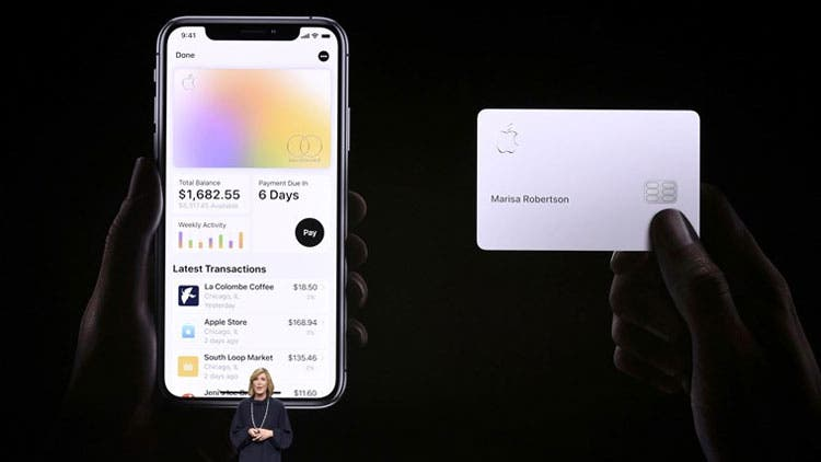 Tim-Cook-Apple-Event-2019-apple-card-service-industry-Newsline-DKODING