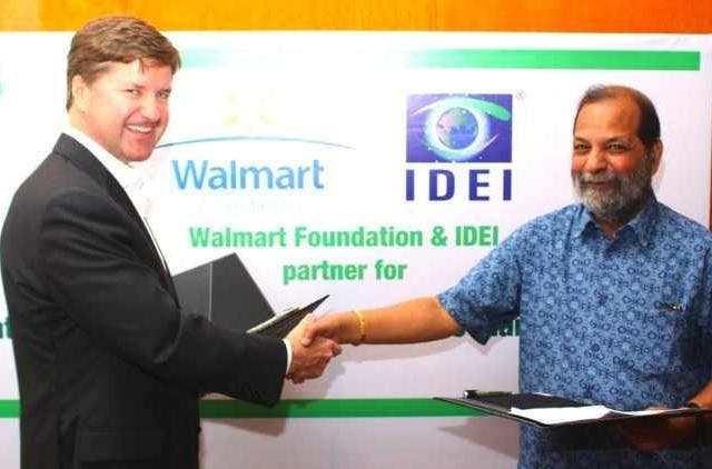 Walmart-Foundation-supports-IDEI-to-raise-income-of-10,000-smallholder-farmers-business-companies-DKODING