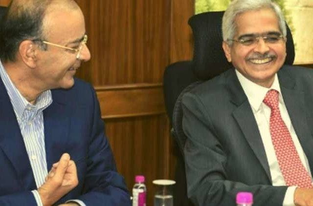 arun-jaitley-meets-rbi-governor-for-monetary-policies-business-companies-DKODING
