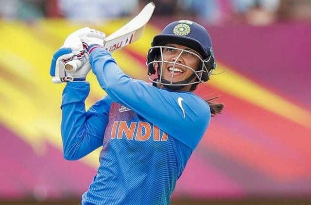 Smriti Mandhana Cricket Sports DKODING