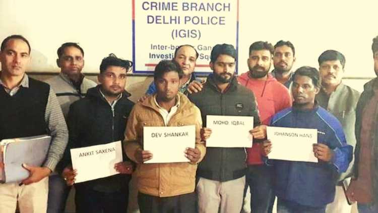 five-arrested-in-ignou-paper-leak-case-vivek-kumar-sharma-ankit-saxena,-mohammad-iqbal-and-johanson-hans-news-more-dkoding