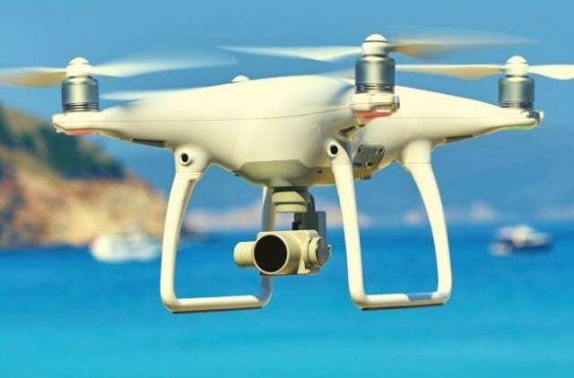 flying drone-Indian army-morenews-dkoding