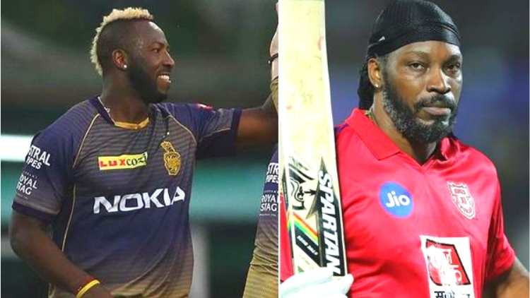 kkr-andre-russell-kxip-chris-gayle-to-face-each-other-at-eden-gardens-ipl-2019-cricket-sports-DKODING