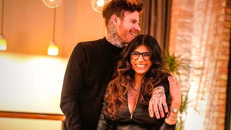 Mia Khalifa's engagement leaves millions of men heartbroken